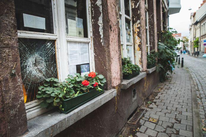 Het huis  van de overleden Hendrik Keuleer in het Gewad wordt nog steeds belaagd, tot wanhoop van de weduwe