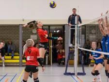 Volleybal kan ook leuk zijn, ontdekt Overbeek bij Dash