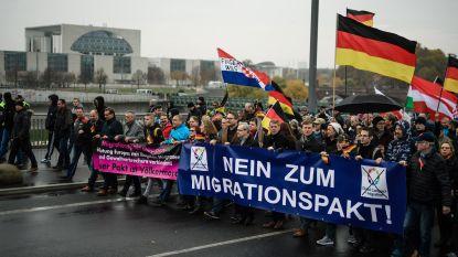 OVERZICHT. Deze landen zien het VN-migratiepact niet meer zitten