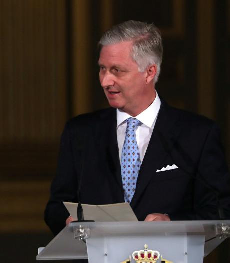 """""""Déploie tes ailes"""": l'émouvant discours du Roi pour l'anniversaire de la princesse Elisabeth"""