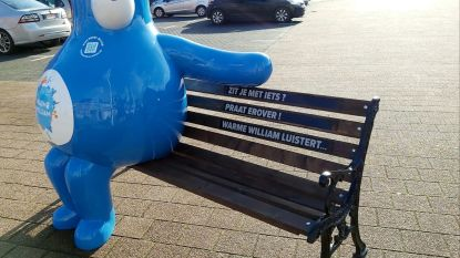 Warme William gespot in Poperinge