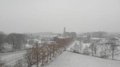 VIDEO. Zo mooi kan de sneeuw zijn: luchtbeelden tonen winterpracht