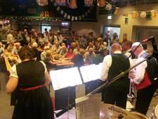 Vierde Mierloos Oktoberfest in 't Loesje in Mierlo