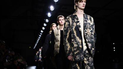 Zo willen Belgische modeontwerpers dat mannen gekleed gaan komende herfst en winter