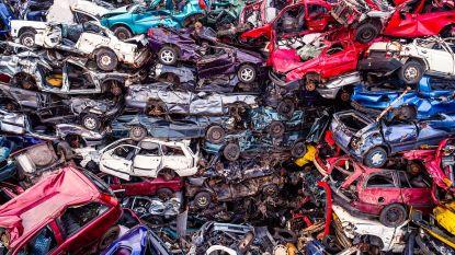 Europa verliest 20 ton goud per jaar via afgedankte autowrakken