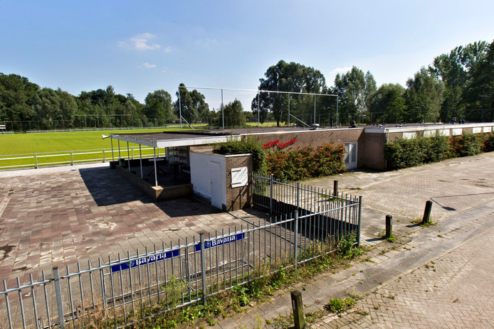 Sportpark De Warande in Helmond, de accommodatie van RKPVV.