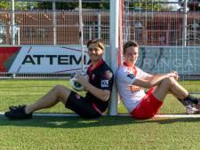 Owen Verduijn en Daan Goes kiezen voor speeltijd bij zaterdagtak Unitas
