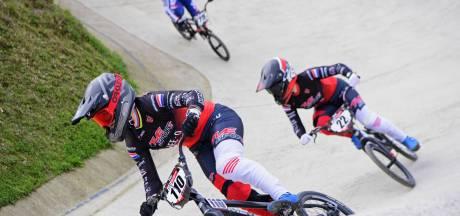 Titels voor Laura Smulders en Dave van der Burg op NK BMX