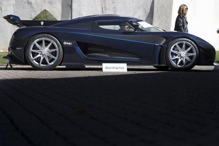 Koenigsegg One:1.