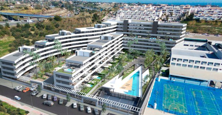 Costa del Sol. Estepona, 2 slaap- en badkamers, 149.000 euro.