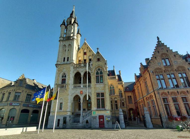 Stadhuis Poperinge - Dag van verzet tegen armoede