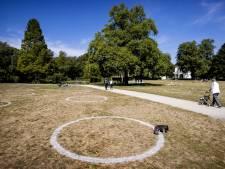 Van coronabumper tot parkcirkels: dit zijn de meest creatieve ideeën voor de 1,5-metersamenleving