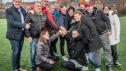 Jarig Oltegoare Roeselare verrast met zaalvoetbalschoenen