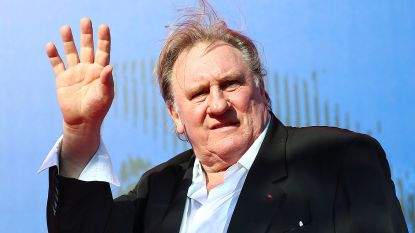 Gérard Depardieu beschuldigd van verkrachting