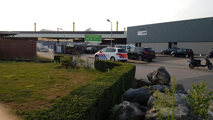 Bedrijfsongeval bij verzinkerij in Veldhoven.