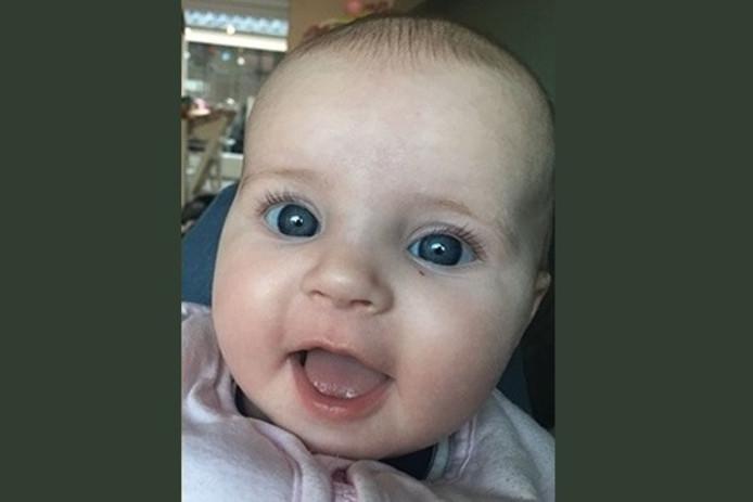 Baby Hannah.