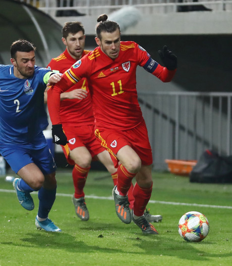 Wales rekent op Bale en Ramsey in cruciaal kwalificatieduel