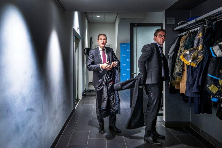 Staatssecretaris Snel: 'Ouders werden bij voorbaat tot fraudeur bestempeld.'  Beeld Raymond Rutting / de Volkskrant