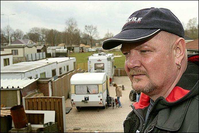 Piet Pfaff. Foto Bert Jansen
