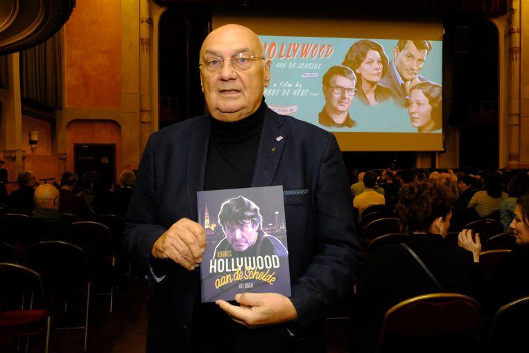 Freddy Michiels bedacht het concept voor het boek