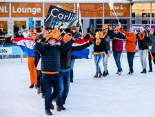Fotoreeks: Bekijk aankomst en ontvangst TeamNL