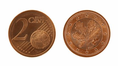 1 en 2 eurocentjes: ze kosten meer dan ze waard zijn