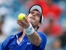 Andy Murray va participer au tournoi d'Anvers