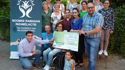 Lokale moslims steunen Welzijnsschakel