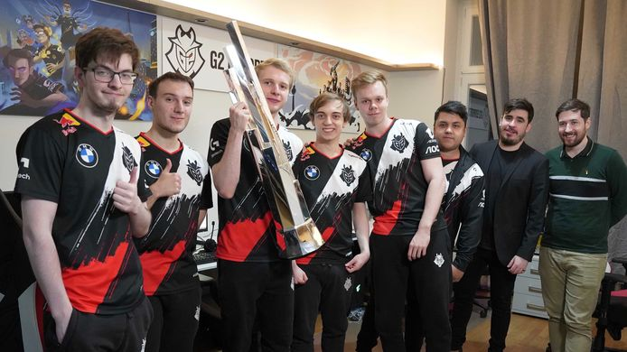 G2 Esports wint voor de vierde keer op rij de Europese League of Legends-competitie door Fnatic in de finale met 3-0 te verslaan.