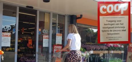 Supermarkt laat geen leerlingen binnen tijdens pauze, maar mag dat wel?