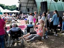Gezellige chaos op Totaalfestival Bladel