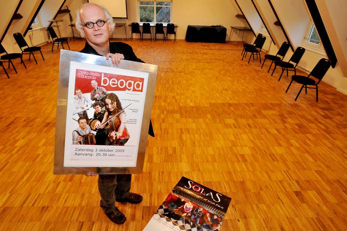 In 2009 week Jos Creusen met Groeten Uit Oisterwijk naar Den Boogaard in Moergestel uit.