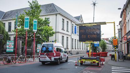 Knip-rijders leveren 6,9 miljoen euro op