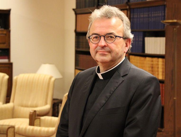 Harrie Smeets wordt de nieuwe bisschop van Roermond Beeld Persdienst Bisdom Roermond