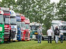 Truckers komen samen in Geesteren: 'Het is een manier van leven'