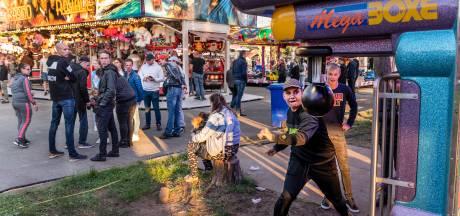 Kermis in Berghem: 'Je kunt merken dat iedereen er graag weer even uit is'