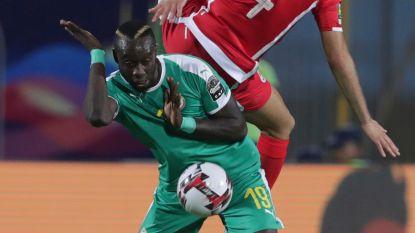 Journalisten gaan met elkaar op de vuist na halve finale Afrika Cup Senegal-Tunesië