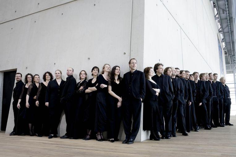 Cappella Amsterdam. Beeld Marco Borggreve