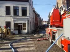 VIDEO. Uitslaande brand aan Prinsenhof: geen gewonden
