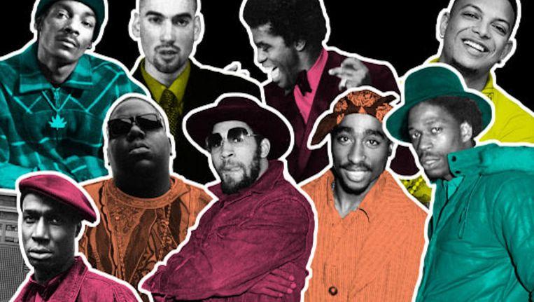 De uitvinders van hiphop is een theaterstuk voor kinderen Beeld -