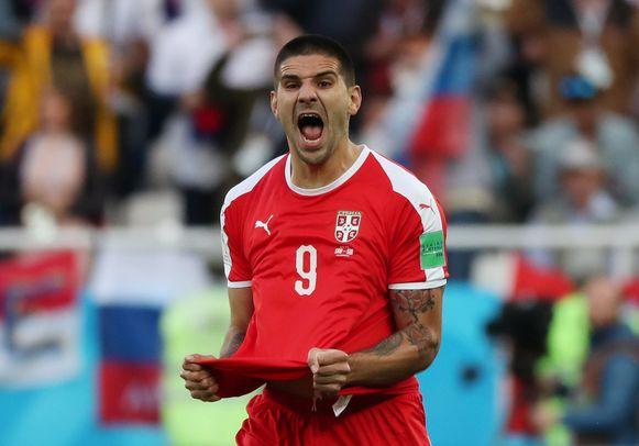 Mitrovic zorgde al snel voor de 1-0.