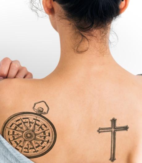 Monnikenwerk: Ook religieuze mensen kloppen aan bij tattooshop