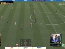 Topper in eDivisie tussen FC Groningen en Ajax eindigt onbeslist, tien goals voor Heracles