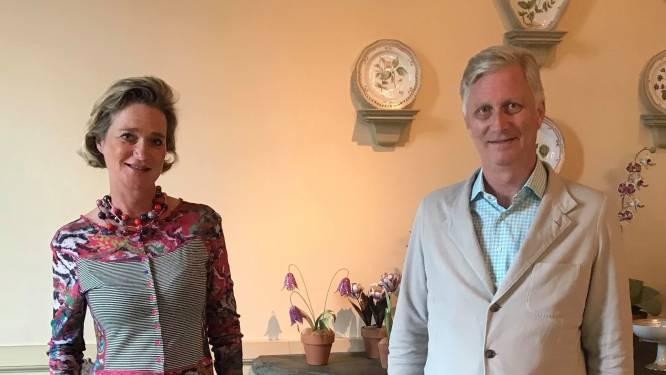 """Koning Filip en prinses Delphine ontmoeten elkaar voor het eerst tijdens drie uur durende lunch: """"Een bijzonder gesprek"""""""