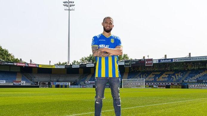 Stanley Elbers speelt de rest van het seizoen voor RKC Waalwijk