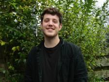 Sam (20) wil het theater in: 'Het állermooiste is dat je je eigen stuk tot leven ziet komen'