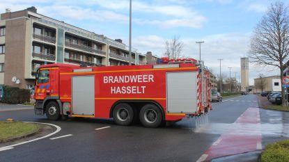 Elke dag mazoutspoor in Hasselt