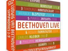 Concertgebouworkest gaat einde Beethovenjaar knallend tegemoet