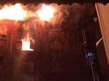 Grote chaletbrand in Frans ski-oord: zeker twee doden
