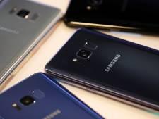 Samsung verdringt iPhone als  populairste smartphone op werkvloer